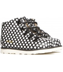 AKID Jasper POLKA DOT AKID Jasper Black and white polka dot