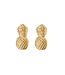 April Showers by Polder Palmier Earrings April Showers by Polder Palmier Earrings Pineapple
