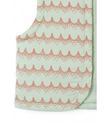 April Showers by Polder Mala Vest  Showers by Polder Mala Vest Dentelle Coral Aqua