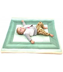 YEAR Masterpiece Play Mat YEAR Masterpiece Boxkleed Fresh Forest Green