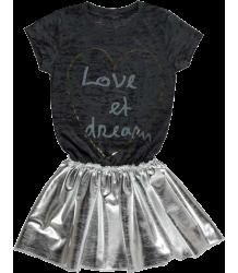 Atsuyo et Akiko Burnout Tee Dress Atsuyo et Akiko Burnout Tee Dress Love et Dream