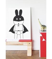 Miniwilla Superhero - Poster MiniWilla Superhero - Poster
