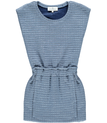 Shona - 3D Structured Dress Little Remix Shona - 3D Structured Dress, light denim