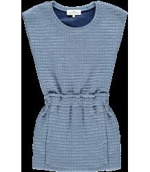 Shona - 3D Structured Dress Little Remix Shona - 3D Structured Dress, light denim