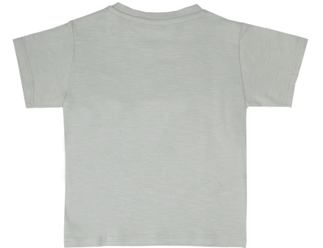 Lion of Leisure Baby T-shirt Rhino