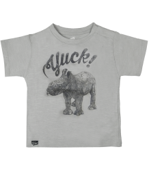 Lion of Leisure Baby T-shirt Rhino Lion of Leisure Baby T-shirt Rhino