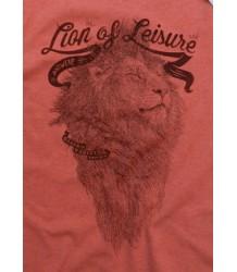 Lion of Leisure T-shirt Lion Lion of Leisure T-shirt Lion Logo