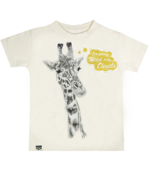 Lion of Leisure T-shirt Giraf Lion of Leisure T-shirt Giraffe off white