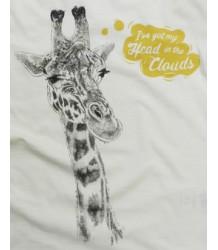 Lion of Leisure T-shirt Giraffe Lion of Leisure T-shirt Giraffe off white