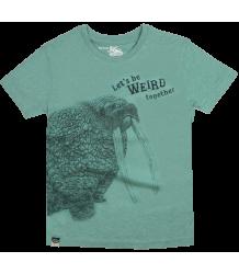Lion of Leisure T-shirt Walrus Lion of Leisure T-shirt Walrus Green
