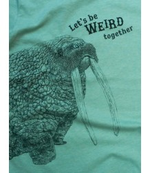 Lion of Leisure T-shirt Walrus Lion of Leisure T-shirt Walrus Green