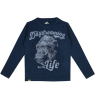 Lion of Leisure T-shirt LS Monkey Lion of Leisure T-shirt LS Monkey