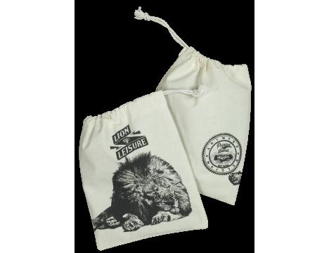 Lion of Leisure T-shirt LS Turtles