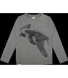 Lion of Leisure T-shirt LS Turtles Lion of Leisure T-shirt LS Turtles grey