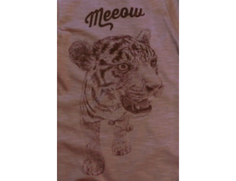 Lion of Leisure Baby One-Piece Suit Tiger