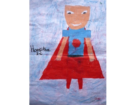 Superheroes Hansita