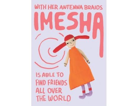 Superheroes Imesha