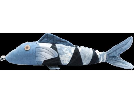 Maison Indigo Fish