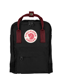Fjällräven Kånken Mini Fjallraven Kanken Mini Black and Ox Red