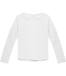 Ruby Tuesday Kids Lacroix - Embroidery T-shirt LS Miss Ruby Tuesday Lacroix - Embroidery T-shirt LS bright white