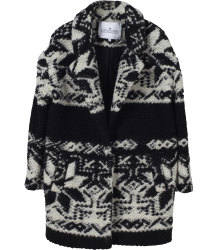 Little Remix JR Aztec Coat Cardy Little Remix JR Aztec Coat Cardy