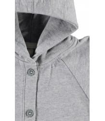 Gray Label Hooded Jumpsuit Gray Label Hooded Jumpsuit grey melange