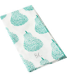 Bobo Choses Tenugui Hand Towel Bobo Choses Tenugui Hand Towel Pear