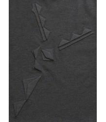 Ine de Haes Oona t-shirt LS Ine de Haes Oona t-shirt LS charcoal