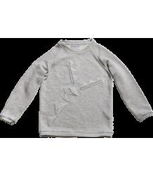 Ine de Haes Maj Sweater Ine de Haes Maj Sweater grey melange