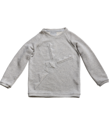 Maj Sweater Ine de Haes Maj Sweater grey melange