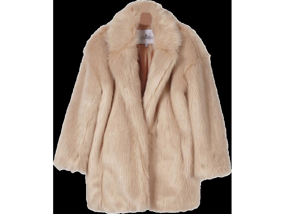 Little Remix JR Fur Coat Cardy