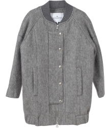 Little Remix JR Panda Faith Coat Little Remix JR Panda Faith Coat grey
