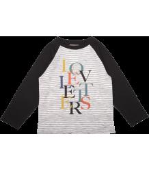 Emile et Ida Raglan T-shirt LS Emile et Ida Raglan T-shirt LS Love