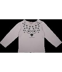 Emile et Ida Round Collar T-shirt LS Emile et Ida Round Collar T-shirt LS Bear