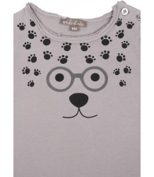 Emile et Ida Round Collar T-shirt LS Emile et Ida Round Collar T-shirt LS