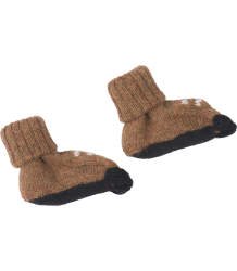 Oeuf NYC Animal Booties - Bambi Oeuf NYC Animal Booties - Bambi