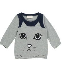 Simple Kids Cat T-shirt LS Simple Kids Cat T-shirt LS Cat