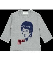Simple Kids Bruce T-shirt LS Simple Kids Bruce T-shirt LS flanelle grey