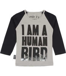 Mói Long T-shirt Moi Long T-shirt Human Bird