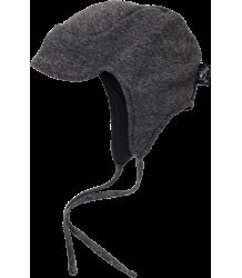 Nununu Shapka Hat Nununu Shapka Hat Charcoal grey