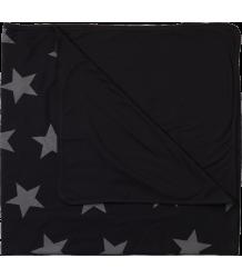 Nununu Blanket Nununu Blanket  Stars Black