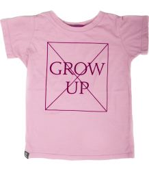 Mini & Maximus Crew Tee SS Mini & Maximus Crew Tee SS Don't grow up