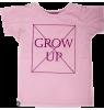 Mini & Maximus Crew Tee SS Mini & Maximus Crew Tee SS Don't grow up