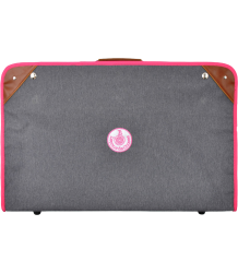 Leçons de Choses Vintage Suitcase Lecons de Choses Vintage Suitcase grey pink