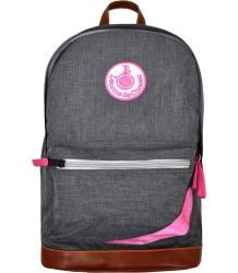 Leçons de Choses Retro BackPack Lecons de Choses Retro BackPack grey pink