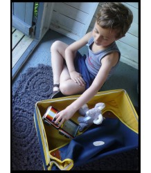 Leçons de Choses Vintage Suitcase Lecons de Choses Vintage Suitcase marine