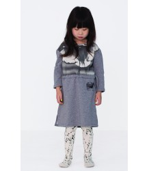 Popupshop Ravennaa Dress VOGEL Popupshop Ravennaa Dress Print Bird