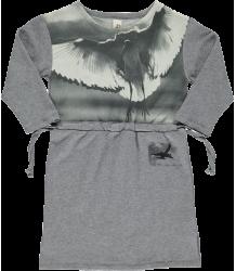 Popupshop Ravennaa Dress BIRD Popupshop Ravennaa Dress Print Bird