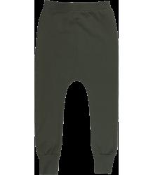 Popupshop Baggy Leggings Popupshop Baggy Leggings basic army green