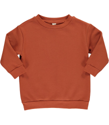 Popupshop Loose Sweat Popupshop Loose Sweat Rust